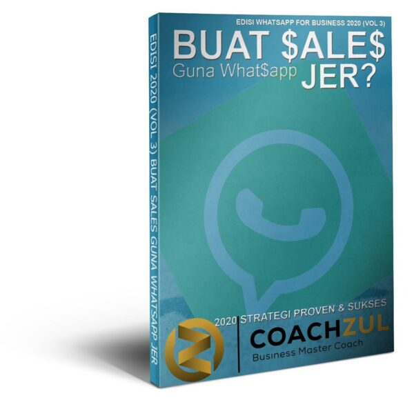Whtasapp For Business By Coach Zul