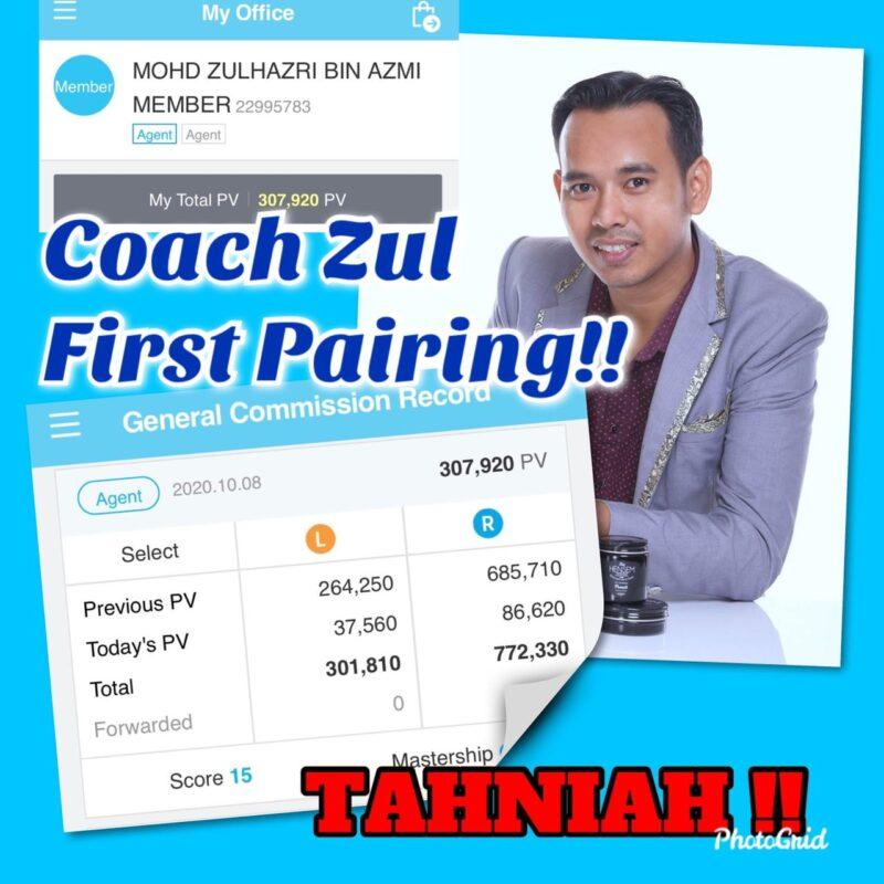 Coach Zul Network